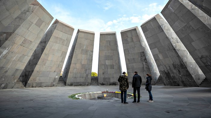 Biden's Armenian Genocide Stance Pleases Christians, Angers Turkey
