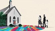 Deixem vir à igreja os pequeninos
