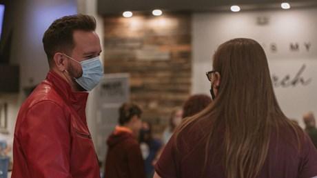 White Evangelical Pastors Hesitant to Preach Vaccines