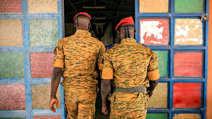 Burkina Faso's 7 Army Chaplains Struggle Amid Jihadist Attacks