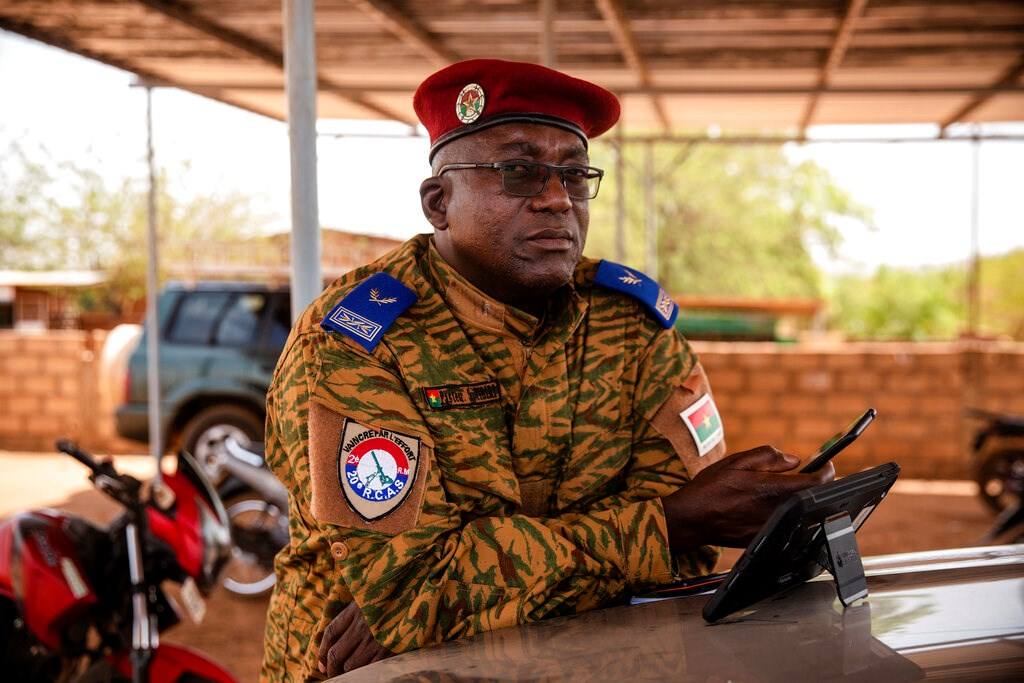 Salomon Tibiri, a pastor and military chaplain in Burkina Faso for 15 years, has never fielded as many calls from anxious soldiers as in recent years amid attacks by Islamic extremist fighters.