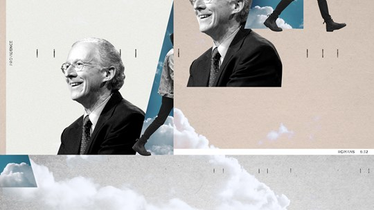 John Piper Goes Further Up and Further Into God's Providence