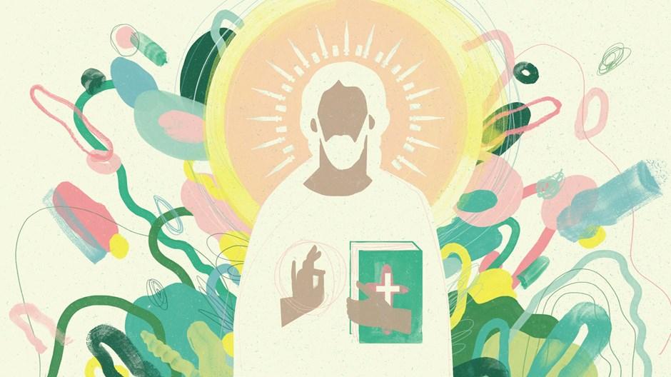 醫治是復活的預表