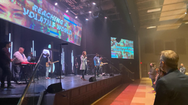 Missions at Bay Area Community Church