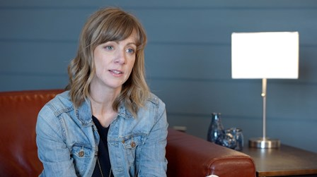 The Creative Mandate for Sandra McCracken
