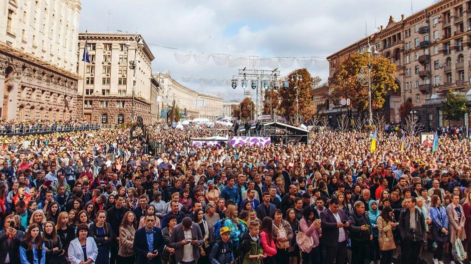 В разделении сила: евангельские христиане расходятся по разным политическим партиям ради того, чтобы сберечь консервативность Украины