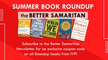 The Better Samaritan Summer 2021 Book Roundup