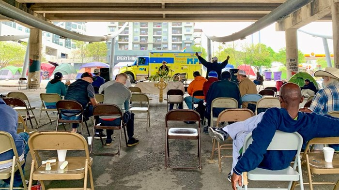 More than a Meal: How Austin Ministries Are Expanding Their Approach to Homelessness