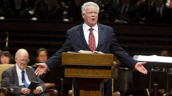 Why the SBC Published a Report Alleging Paige Patterson's Seminary Theft