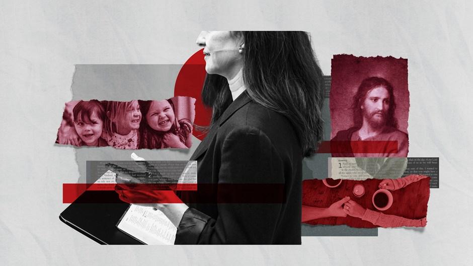 我按牧是為了傳基督,而不是為了爭論女性牧師的資格