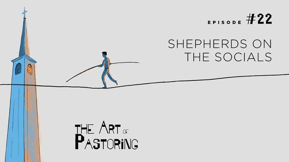 Shepherds on the Socials
