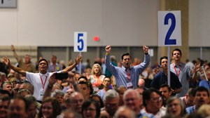 Southern Baptists Take Sides Ahead of Nashville Meeting