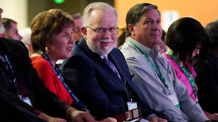 Southern Baptists Elect Ed Litton as New President