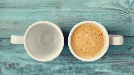 Keeping Your Cup Filled in a World That Empties It