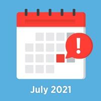 July Tax Calendar PDF
