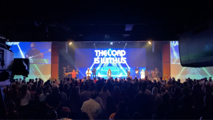 Sunday Journey Series: New Hope Church in Honolulu