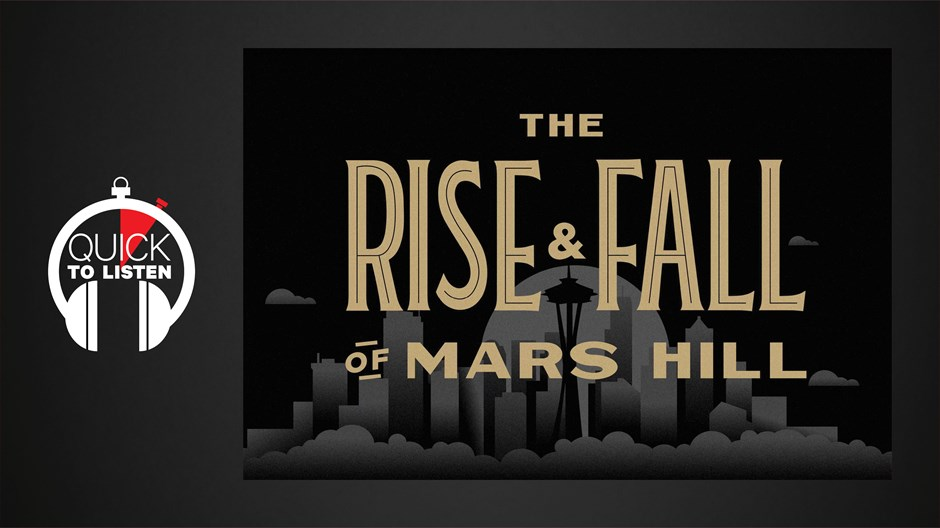 The Story of Mark Driscoll and Mars Hill Matters in 2021