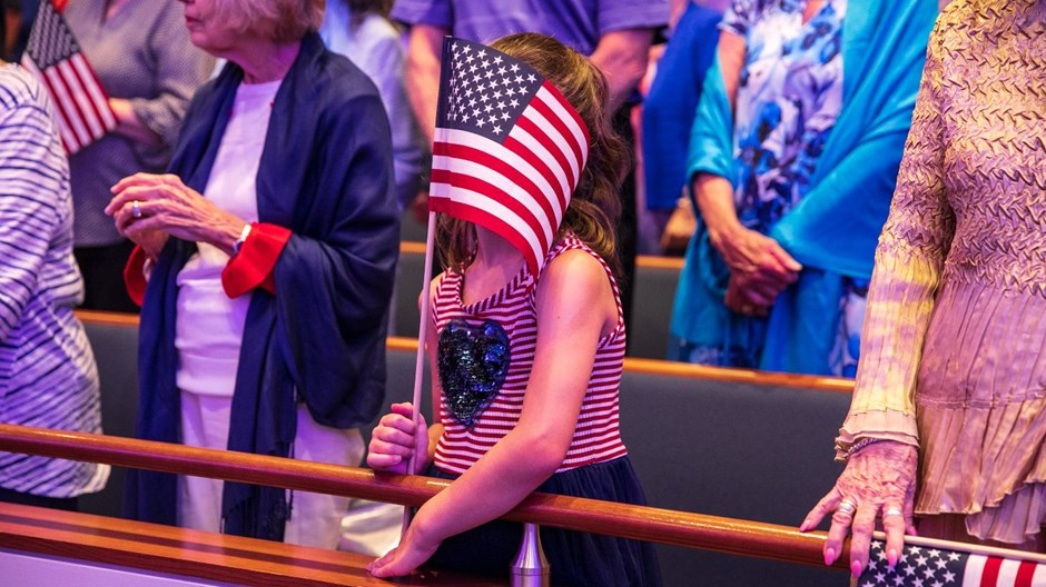 America's True Freedom Is Getting to Sing About God, Not Country