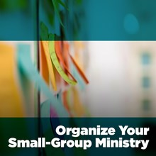 Organize Your Small-Group Ministry