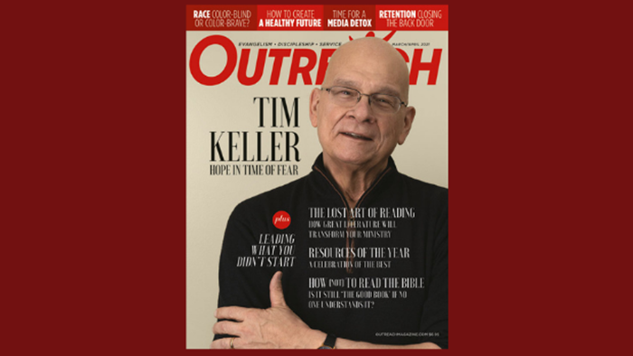 Headed to Outreach as General Editor, and Goodbye to my Friends at Christianity Today