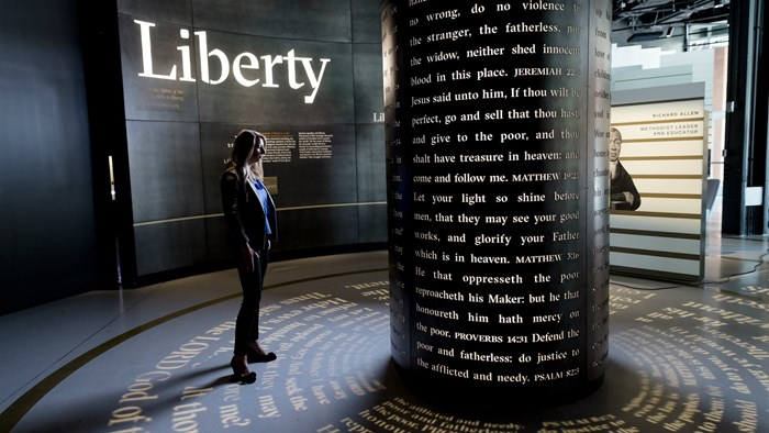 New Museum Stakes Claim for the Bible in US History—Right Next to the Liberty Bell