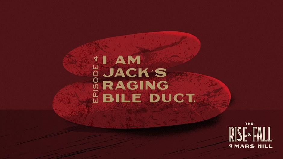 'I am Jack's Raging Bile Duct'