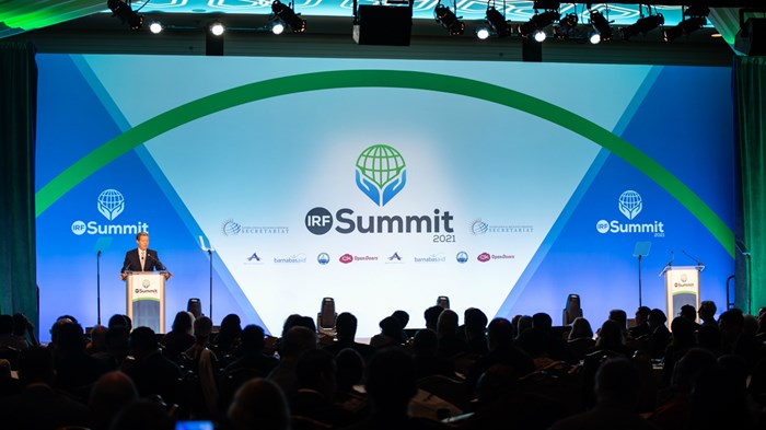 Summit Produces a 'Pentecost' Moment for International Religious Freedom