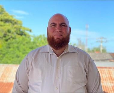 Jatniel Perez, president of William Carey Biblical Seminary in Cuba.