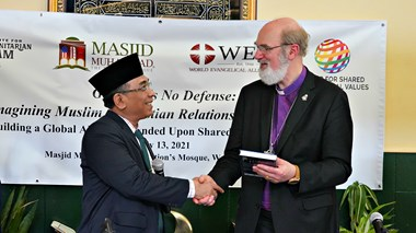 Christian and Muslim Leaders Agree on Legitimacy of Evangelism