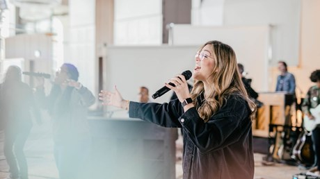 Mexican Worship Leader Layla de la Garza on the Power of 'Sung Theology'