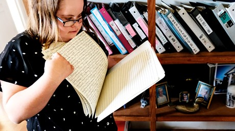 Nine Years, 782,000 Words Later, South Carolina Woman Completes Handwritten Bible
