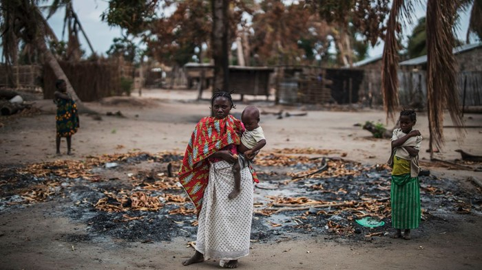 'They Cannot Burn Jesus Out of Me': Mozambique Pastors Minister to Survivors of Violent Insurgency