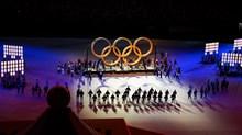 为来自世界各地的基督徒奥运选手加油