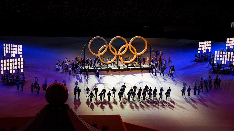 為來自世界各地的基督徒奧運選手加油