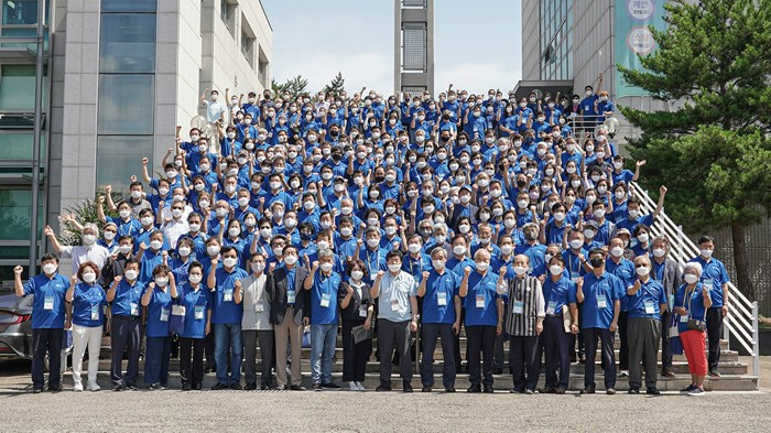 Korean Missionaries Gather to Exhort the Next Generation and North Korea