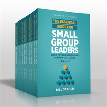 The Essential Guide for Small Group Leaders - Second Edition (10-pack)