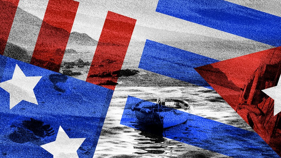 Permitamos que los cubanos vengan a Estados Unidos, por tierra o por mar