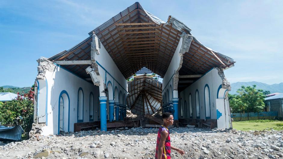 Cómo orar por Haití después de otro terremoto letal