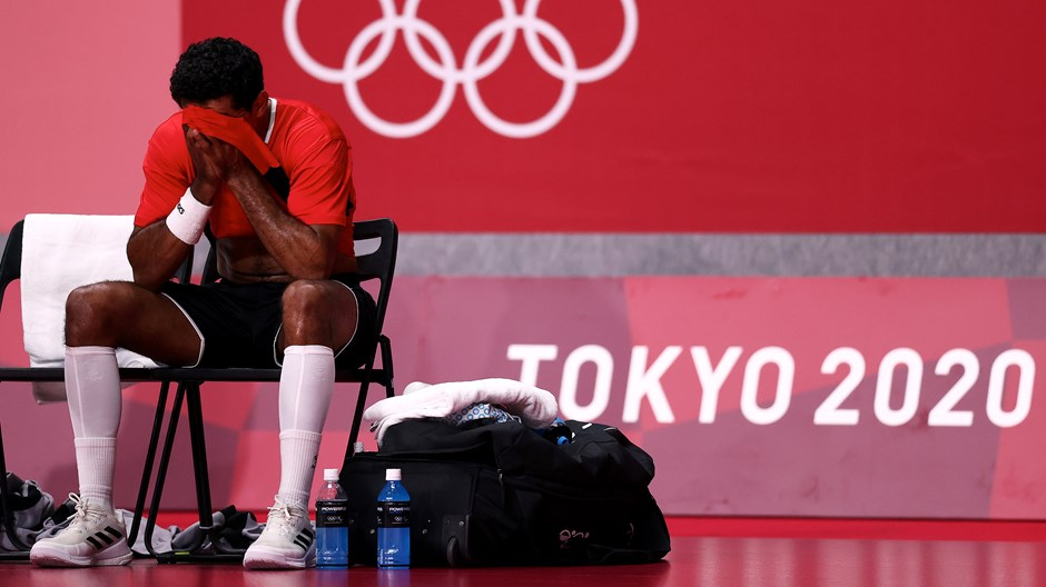 奥运会是关于失败