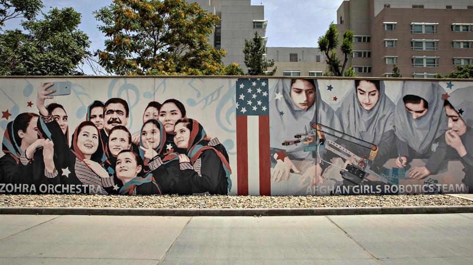 对阿富汗投入是否值得,还是浪费?随着塔利班重新掌权,基督徒在哀恸、祷告和学习