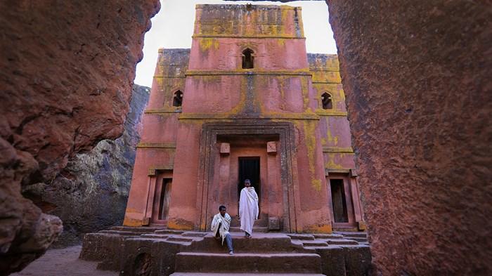 Fate of Lalibela Rock Churches Raises Concerns Among US Ethiopians