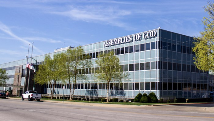 Assemblies of God Avoids Jury Trial in Sexual Abuse Case, Settles with Plainti