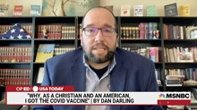 Daniel Darling Fired from NRB After Pro-Vaccine Remarks