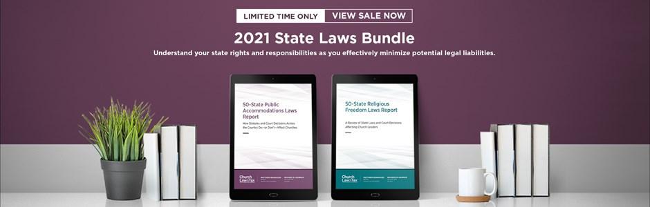 2021 State Laws Bundle