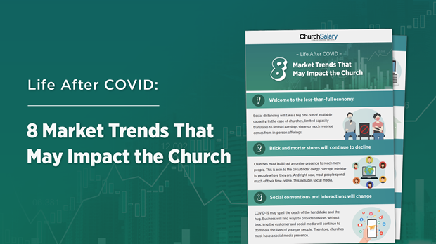 Life After COVID: 8 Labor Market Trends That May Impact the Church