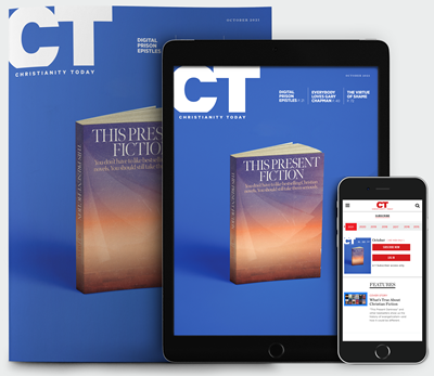 Support Christian Thought Journalism