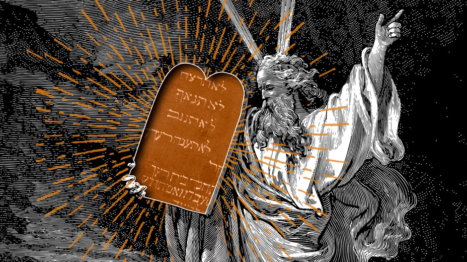 The Ten Commitments Behind the Ten Commandments