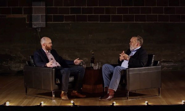 """Rigney and Wilson discuss the """"sin of empathy."""""""