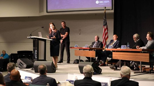 SBC Leaders Balk at Directive to Open Up to Abuse Investigation