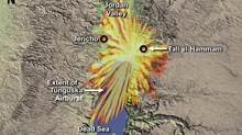 Sodom Destroyed by Meteor, Scientists Say. Biblical Archaeologists Not Convinced.